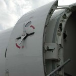 lightbox-aircraft-door